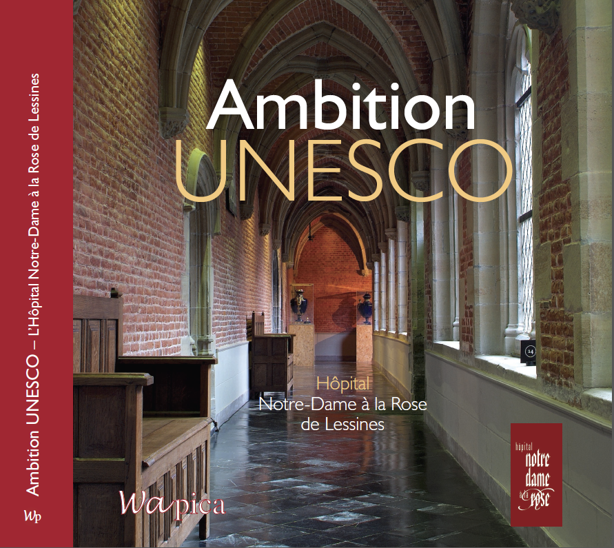 Couverture Ambition UNESCO HNDR